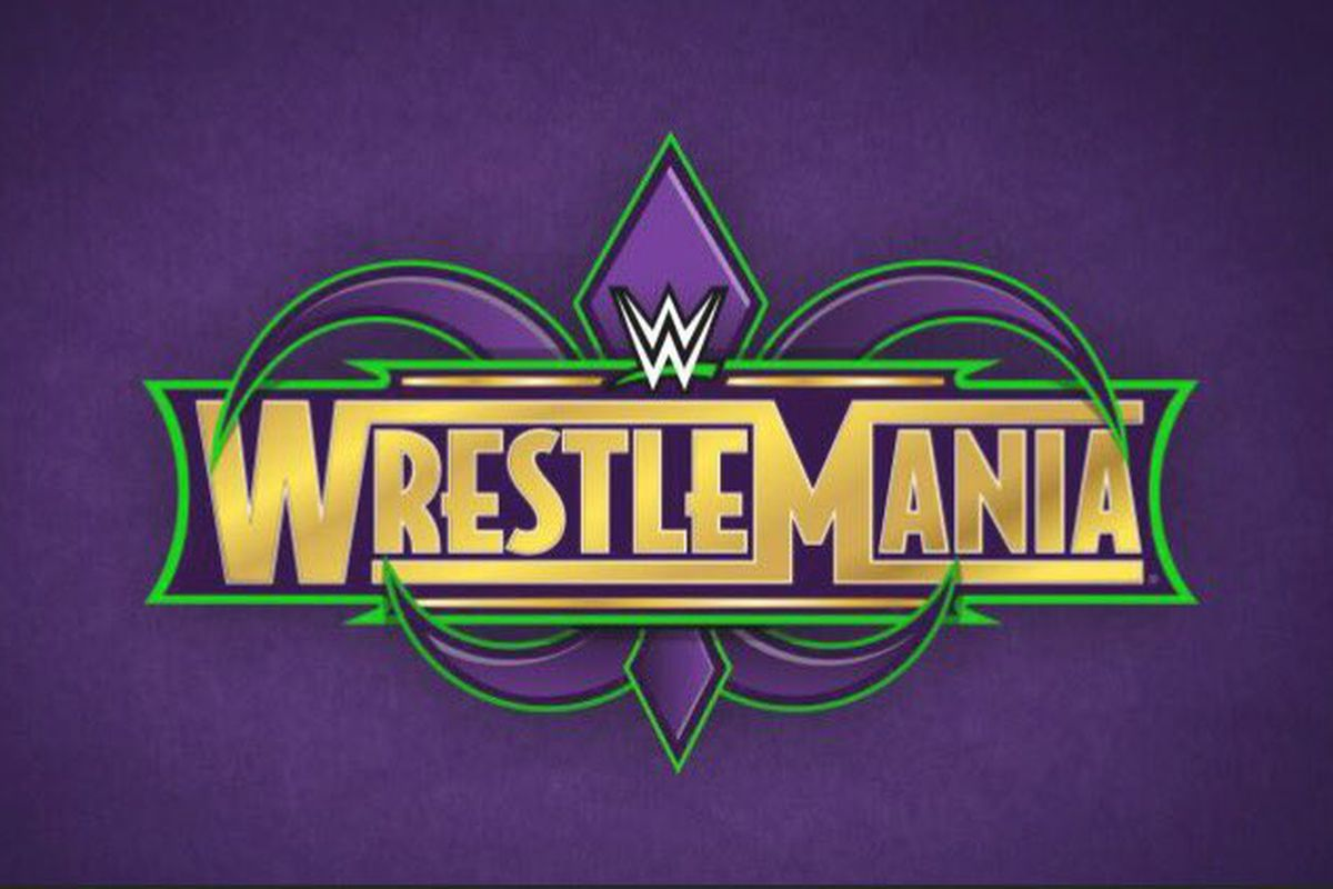 Wwe unveils wrestlemania 34 logo along with more details of their wwe biocorpaavc Images