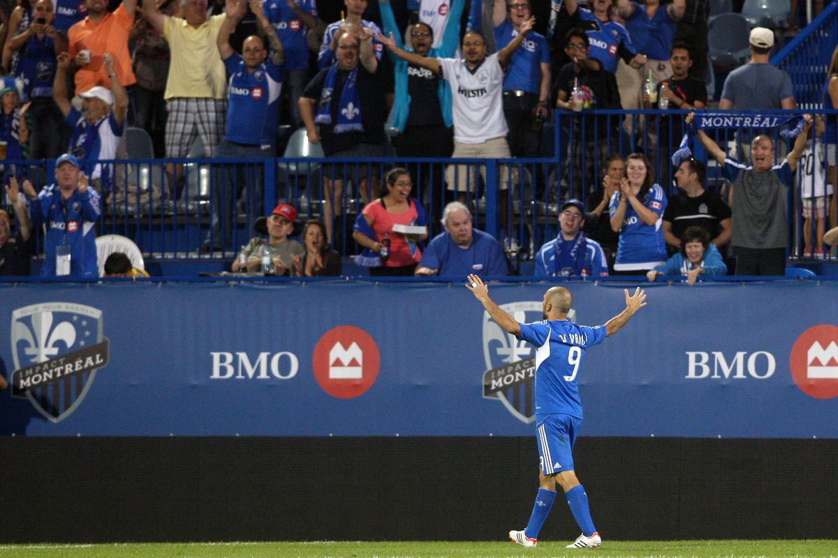 Marco Di Vaio may be in the twilight of his career, but the Italian betting scandal is behind him and Mount Royal Soccer expects a big game as a result.