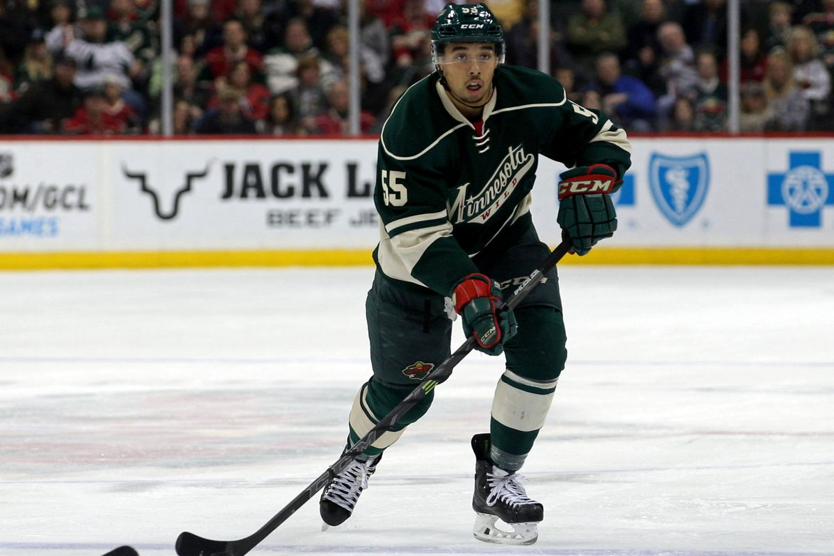 Mathew Dumba has been great since his demotion to Iowa a month ago. Why aren't the desperate Wild bringing him back?