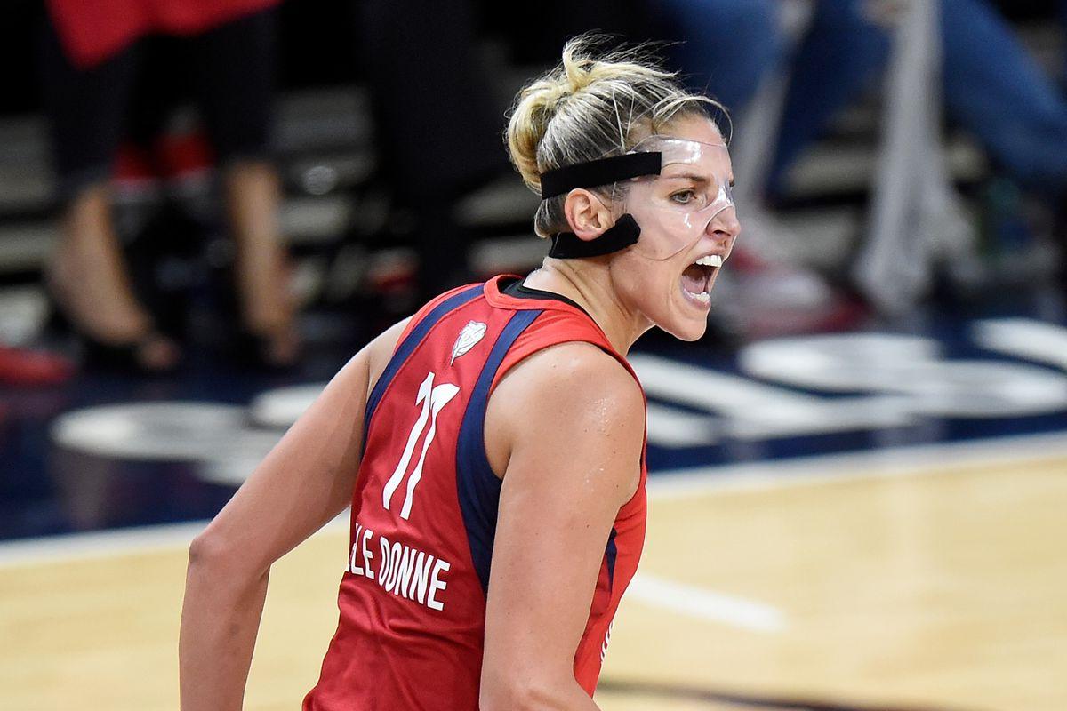 """WNBA – Elena Delle Donne: """"Ho la malattia di Lyme, il Covid per me è pericoloso ma mi chiedono di giocare"""""""