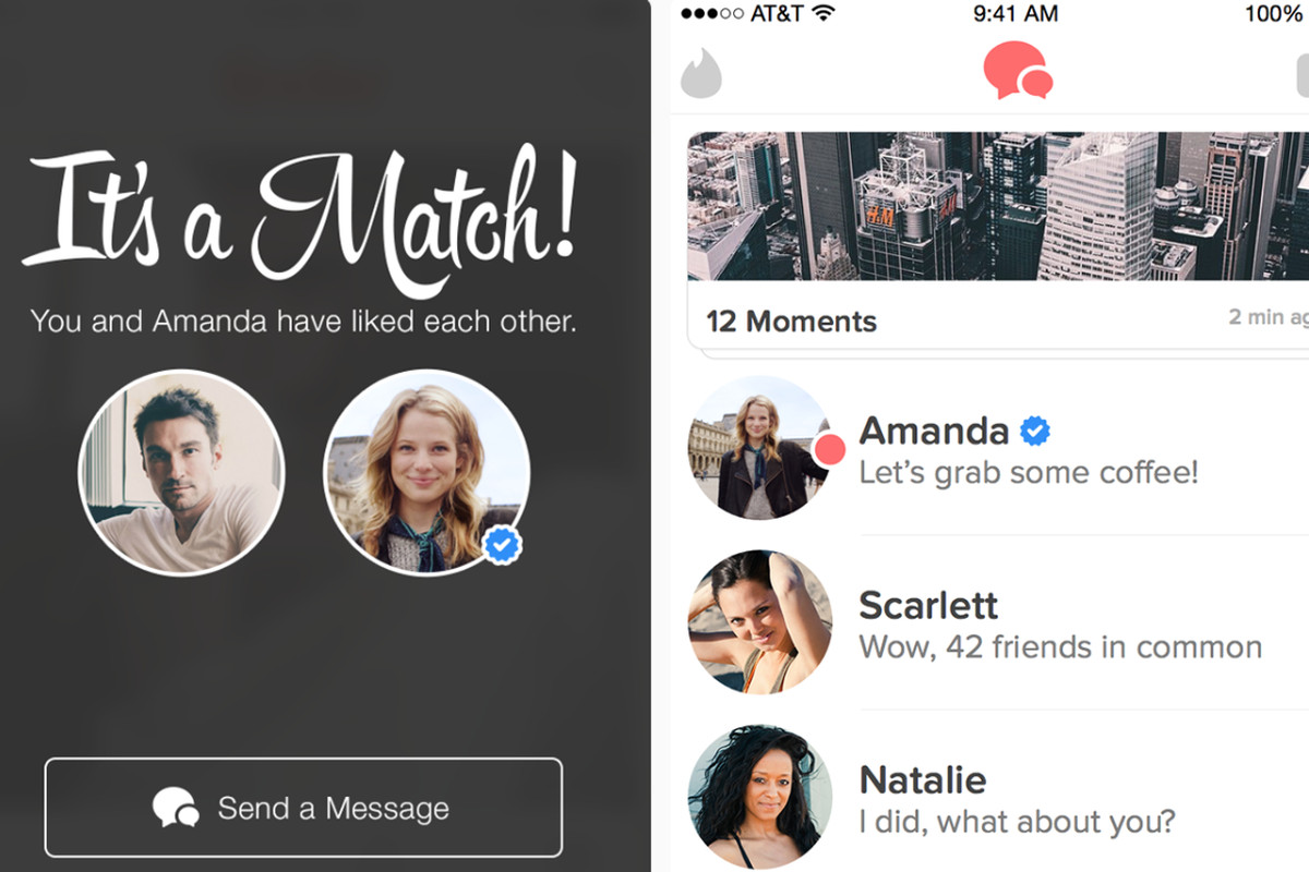 okcupid profile template - tinder just launched verified profiles for celebrities