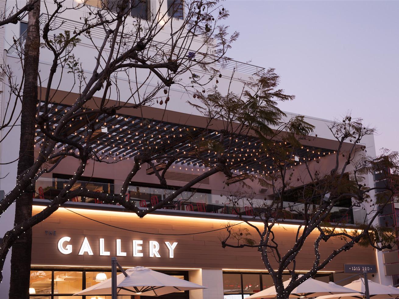 Gallery Food Hall