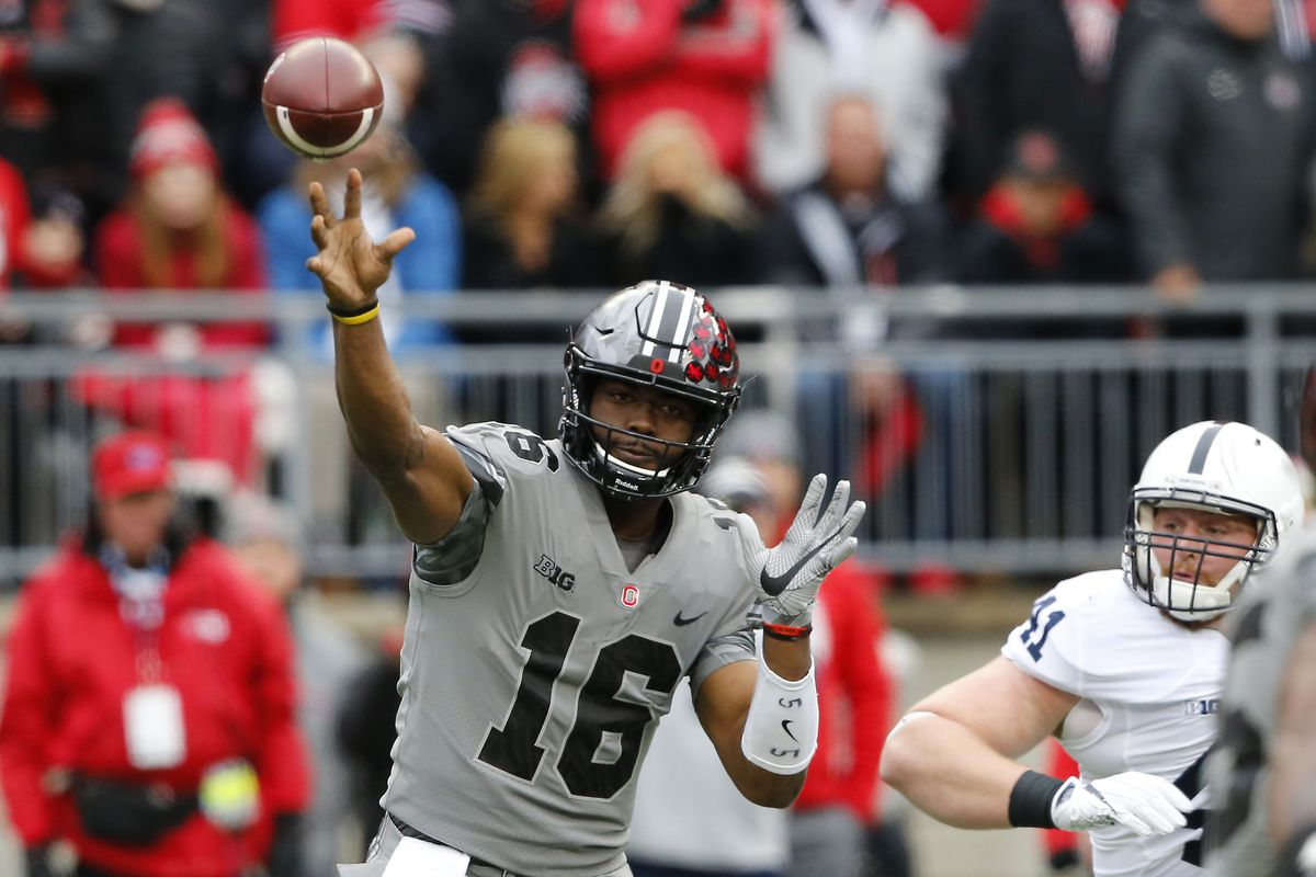 Ohio State overcame a whole lot to beat Penn State, thanks to J.T. Barrett and this defensive front