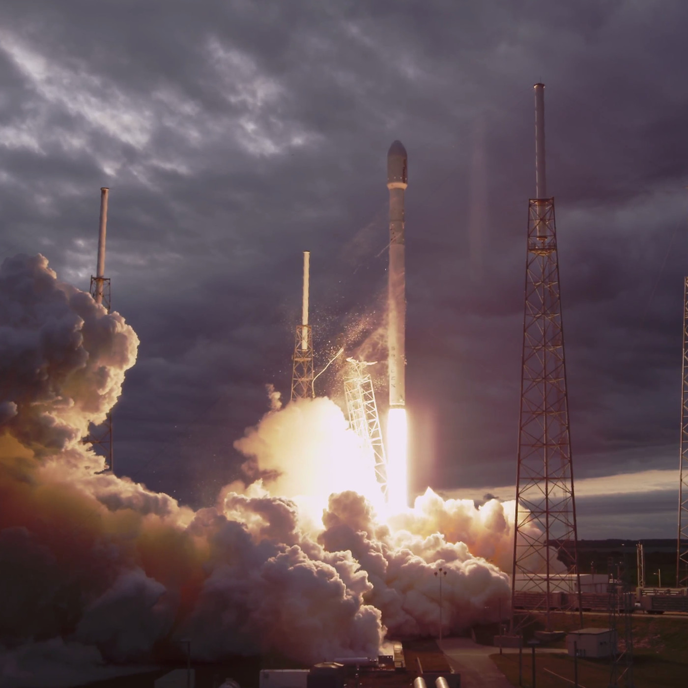 SpaceX Just Released Some Gorgeous 4K Rocket Launch Footage