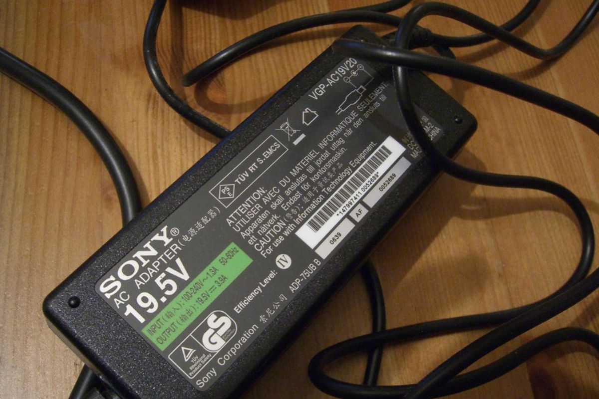 Iec Announces New Standard For Future Universal Laptop Chargers Power Supply Charger Credit Ukmari Flickr