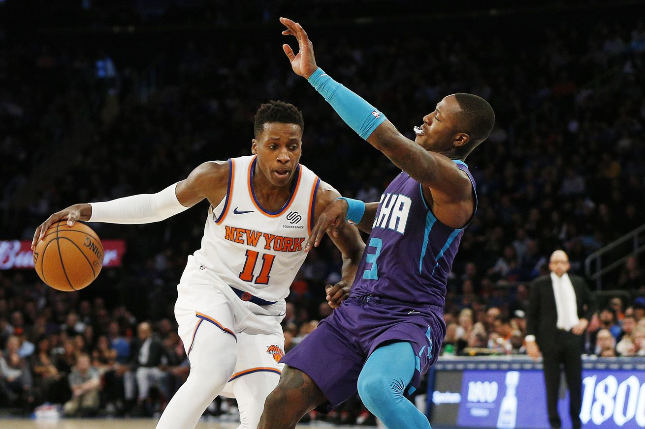 Game Thread: Knicks at Hornets- 01/28/20
