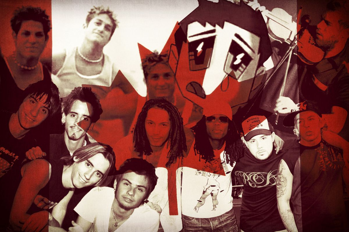 Strange Brew: The Weirdest Canadian Pop Music From the '90s and '00s