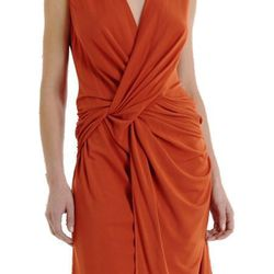 """<a href= """"http://www.barneyswarehouse.com/on/demandware.store/Sites-BNYWS-Site/default/Product-Show?pid=501830214&cgid=womens&index=29"""">C&T COSTELLO TAGLIAPIETRA Iris Dress</a>, was $298 now $108"""