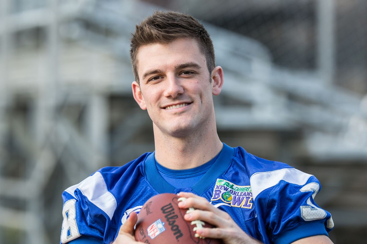 Former Middle Tennessee State kicker Alan Gendreau