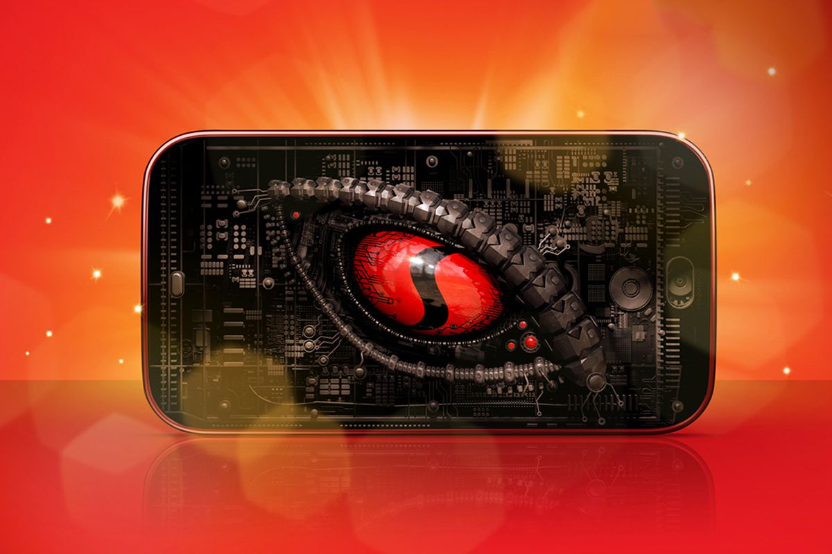 This is Qualcomm's world and we're all just living in it