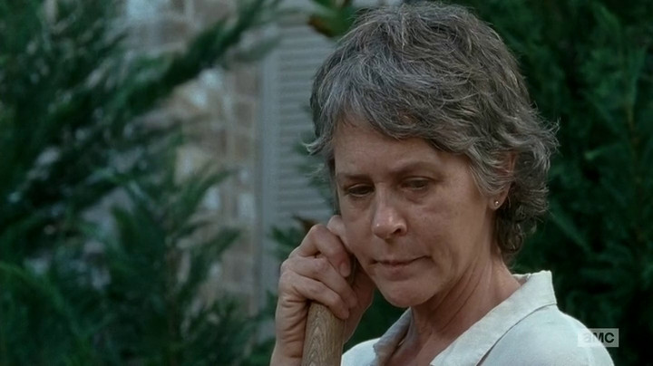 Carol is outie.