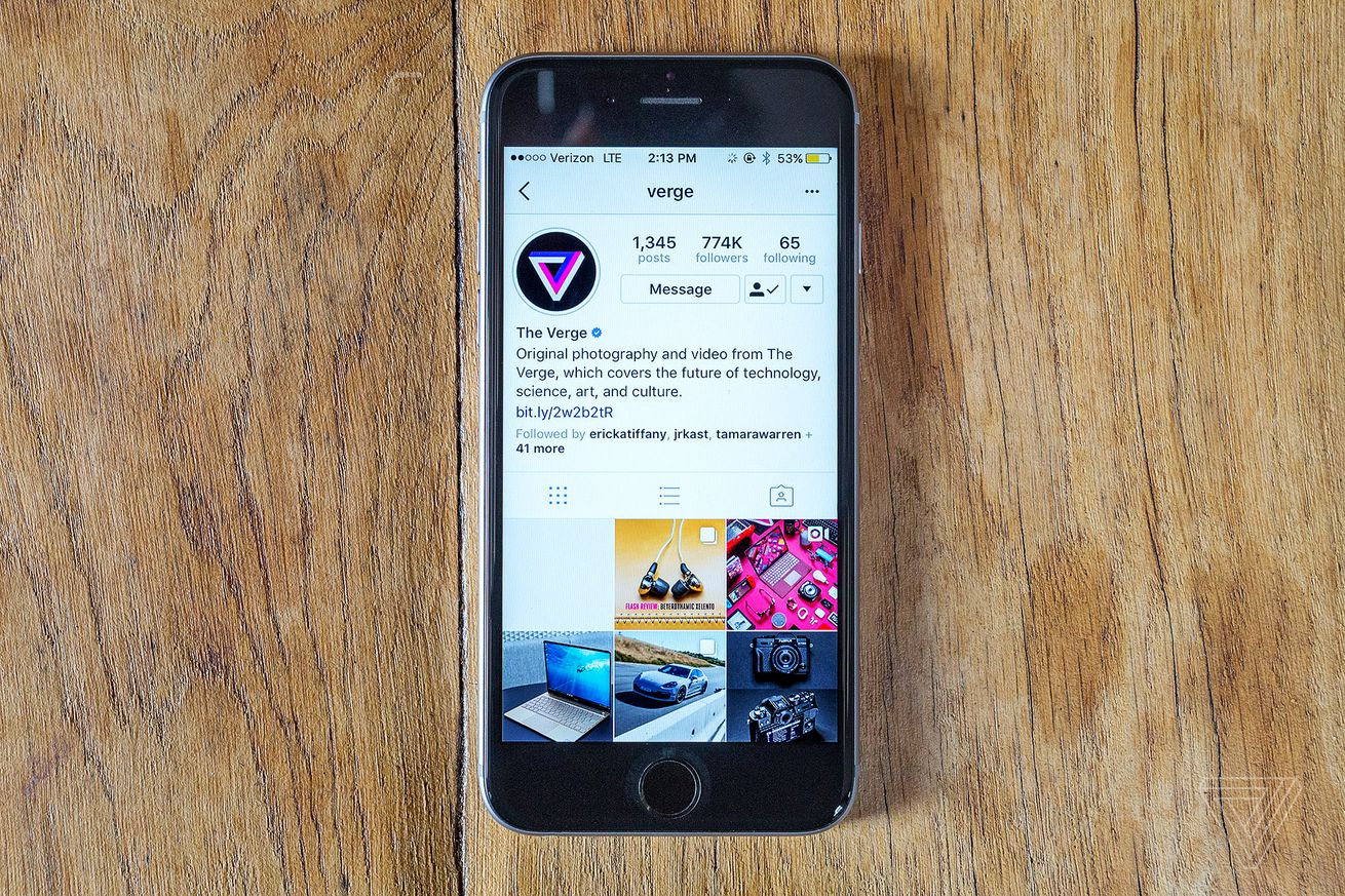 instagram now lets some users view bookmarked posts on the web