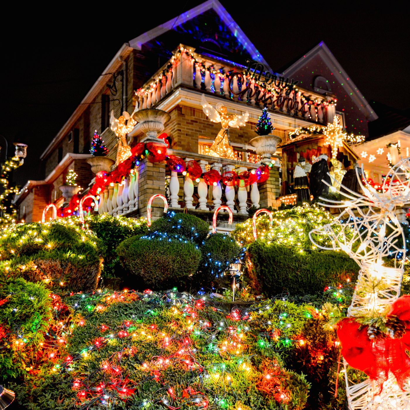 Open Thread Which Nyc Neighborhood Has The Best Christmas