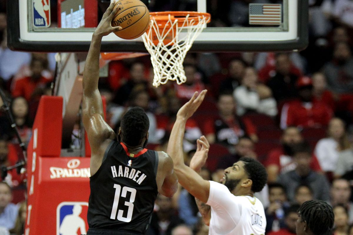 houston rockets vs new orleans pelicans game preview the dream shake