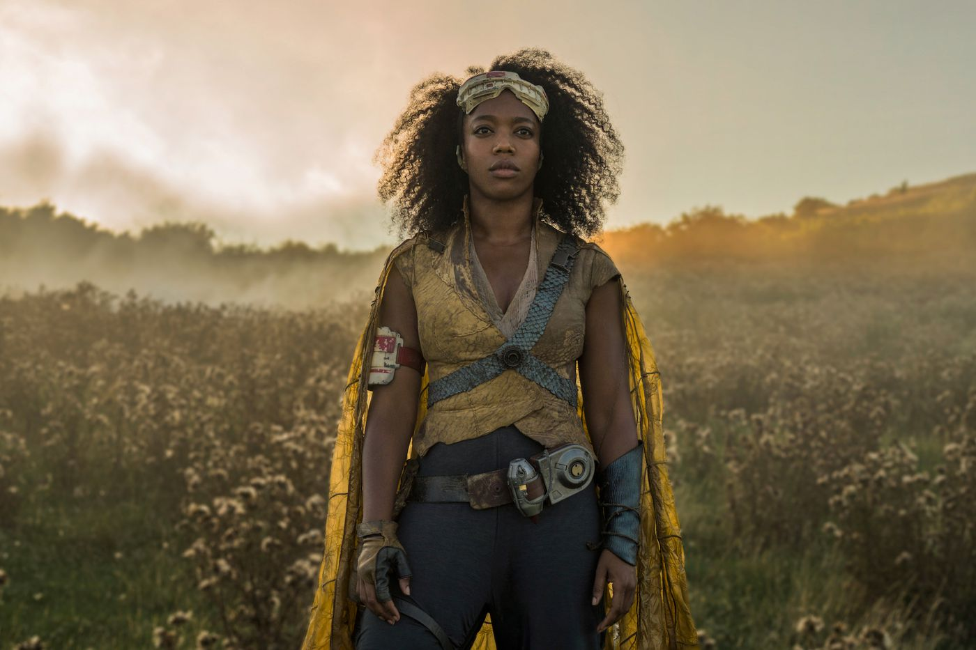 Naomi Ackie Hopes Jannah Stays In Star Wars After Rise Of Skywalker Polygon