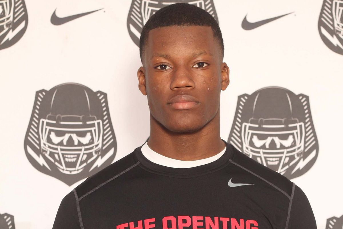 Camron Williams at The Opening in Dallas