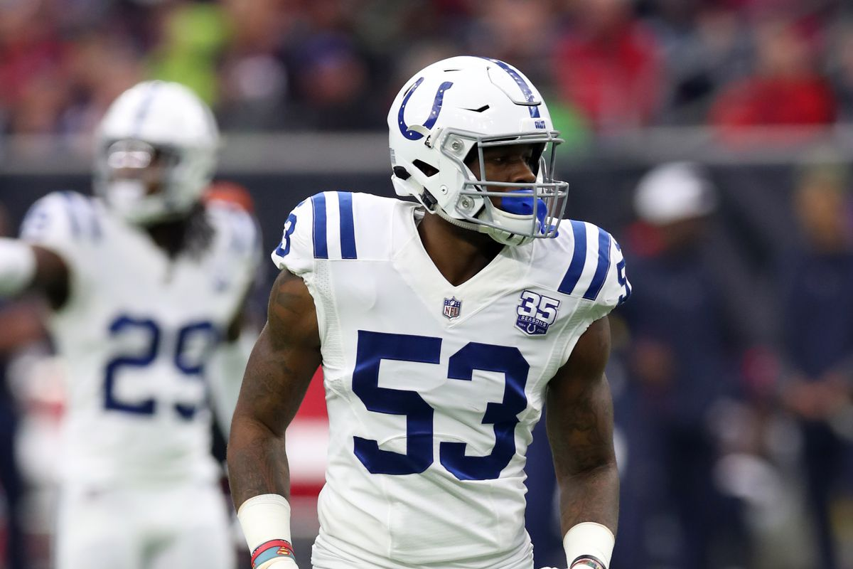 Indianapolos Colts v Houston Colts