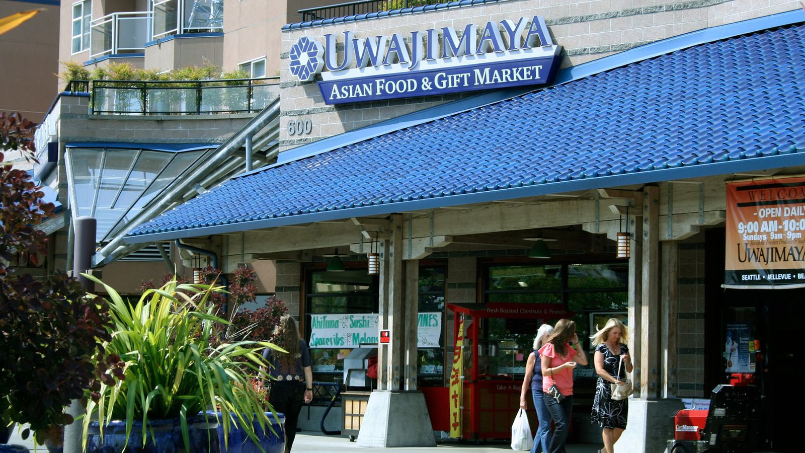 Uwajimaya Seattle Food Court