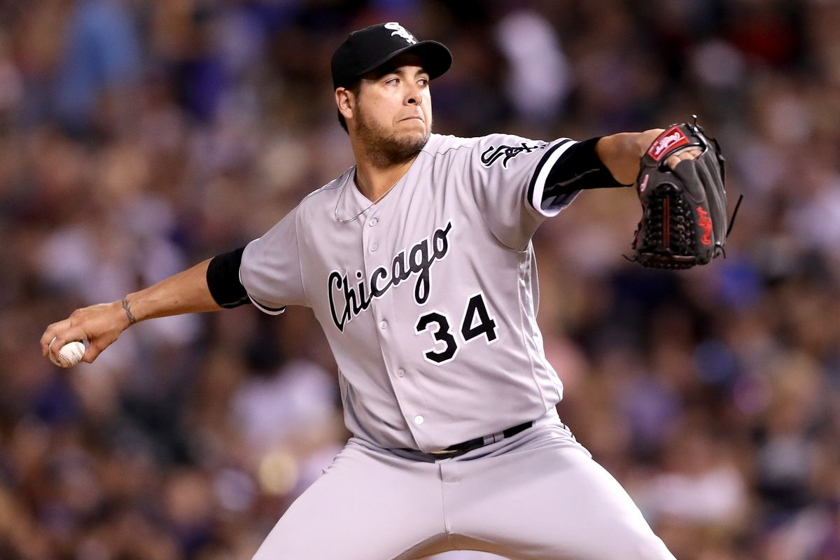 Heyman | Brewers acquire reliever Anthony Swarzak from White Sox