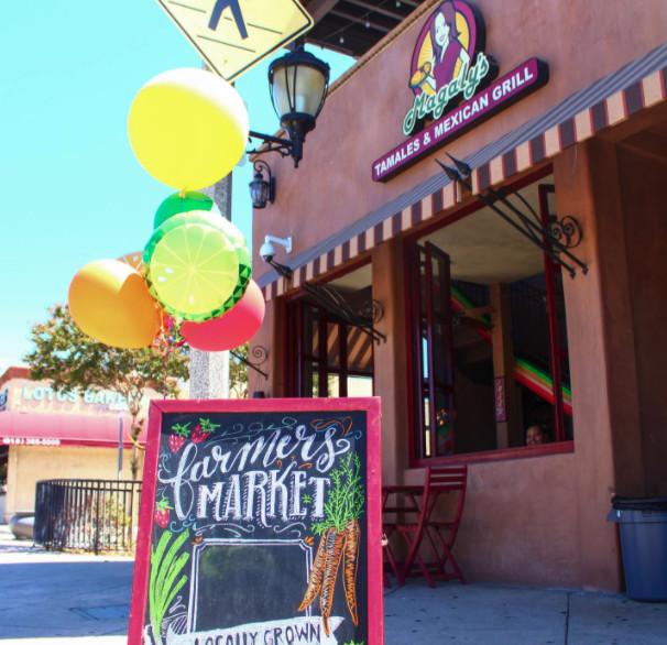 Magaly's Tamales in San Fernando, California