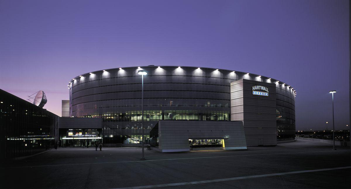 Hartwell Arena, Helsinki