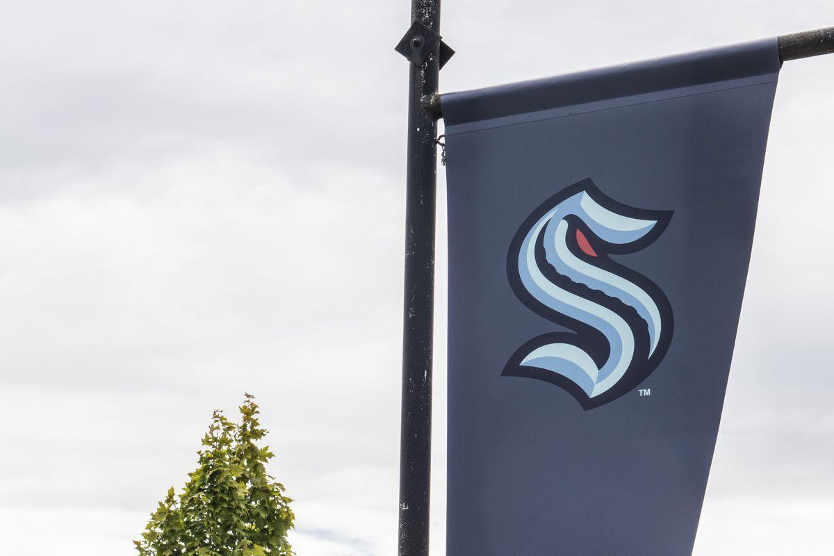New NHL Franchise Seattle Kraken Open Team Store