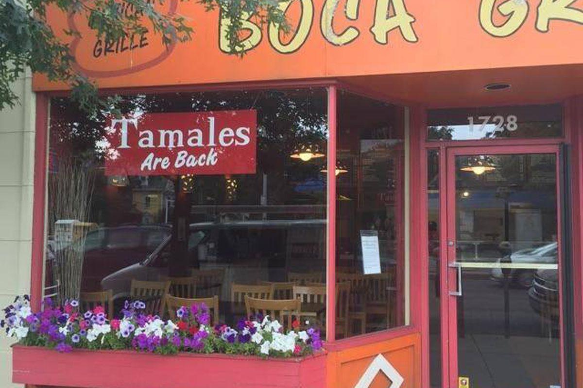 Boca Grande Taqueria on Mass. Ave.
