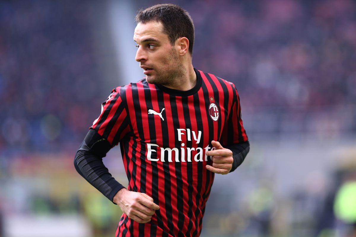 Giacomo Bonaventura of Ac Milan during the Serie A match...