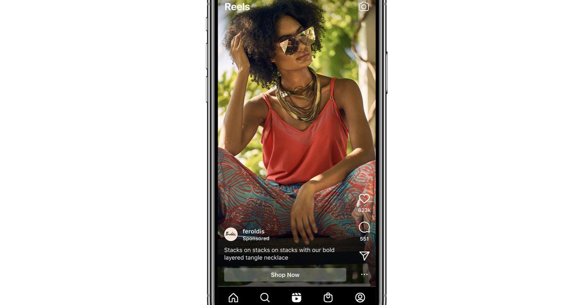 Instagram Reels now has ads