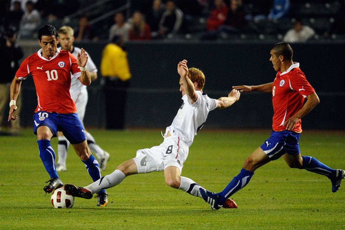 Larentowicz in a national team kit. Looks good, I think.