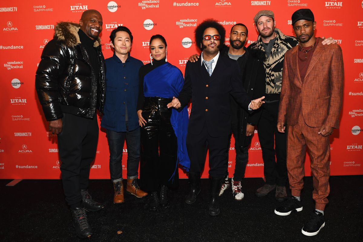 2018 Sundance Film Festival - 'Sorry To Bother You' Premiere