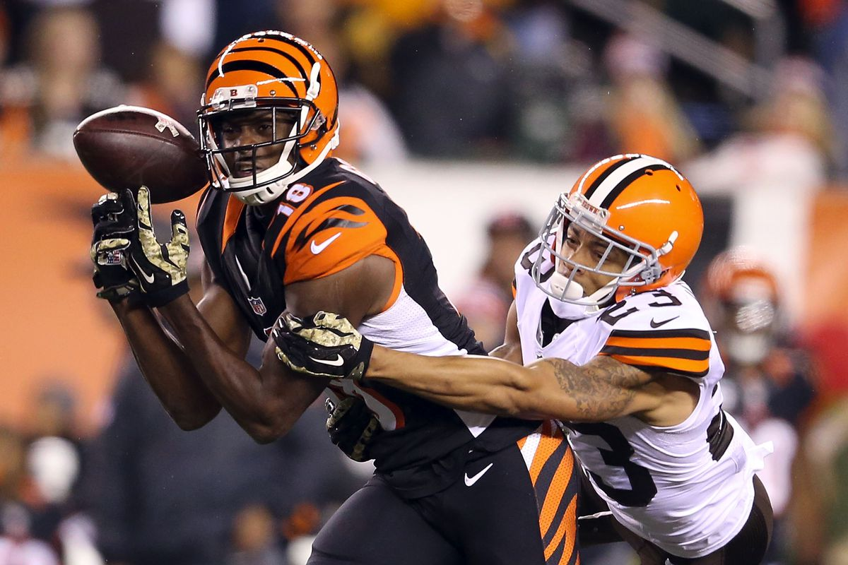 Why Joe Haden won t land with Bengals after being cut by Browns