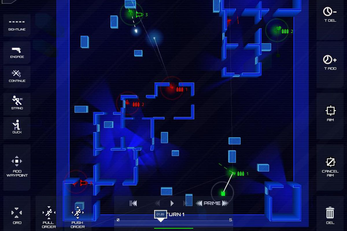 Frozen Synapse headed to iPad in May, Android version to
