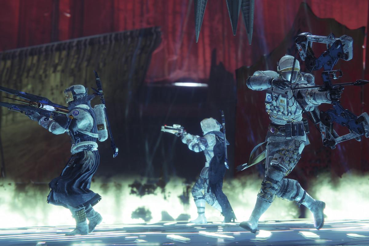 New Destiny 2 Exotics revealed in PAX build - Polygon