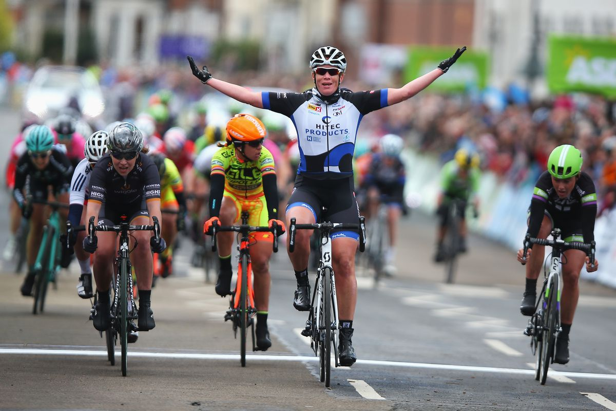 Tour de Yorkshire 2016 - Stage Two