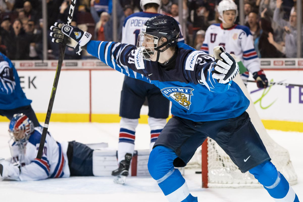 2019 Nhl Draft Prospects Kaapo Kakko May Be The Best Player