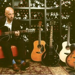 <b>Joe Bastianich</b>: Not a chef, but <b>Joe Bastinich</b> is a huge guitar nerd. When he's not running some of the city's top restaurants, he loves nothing more than chillaxing in the basement of his Westchester mansion (in a suit), surrounded by rare b