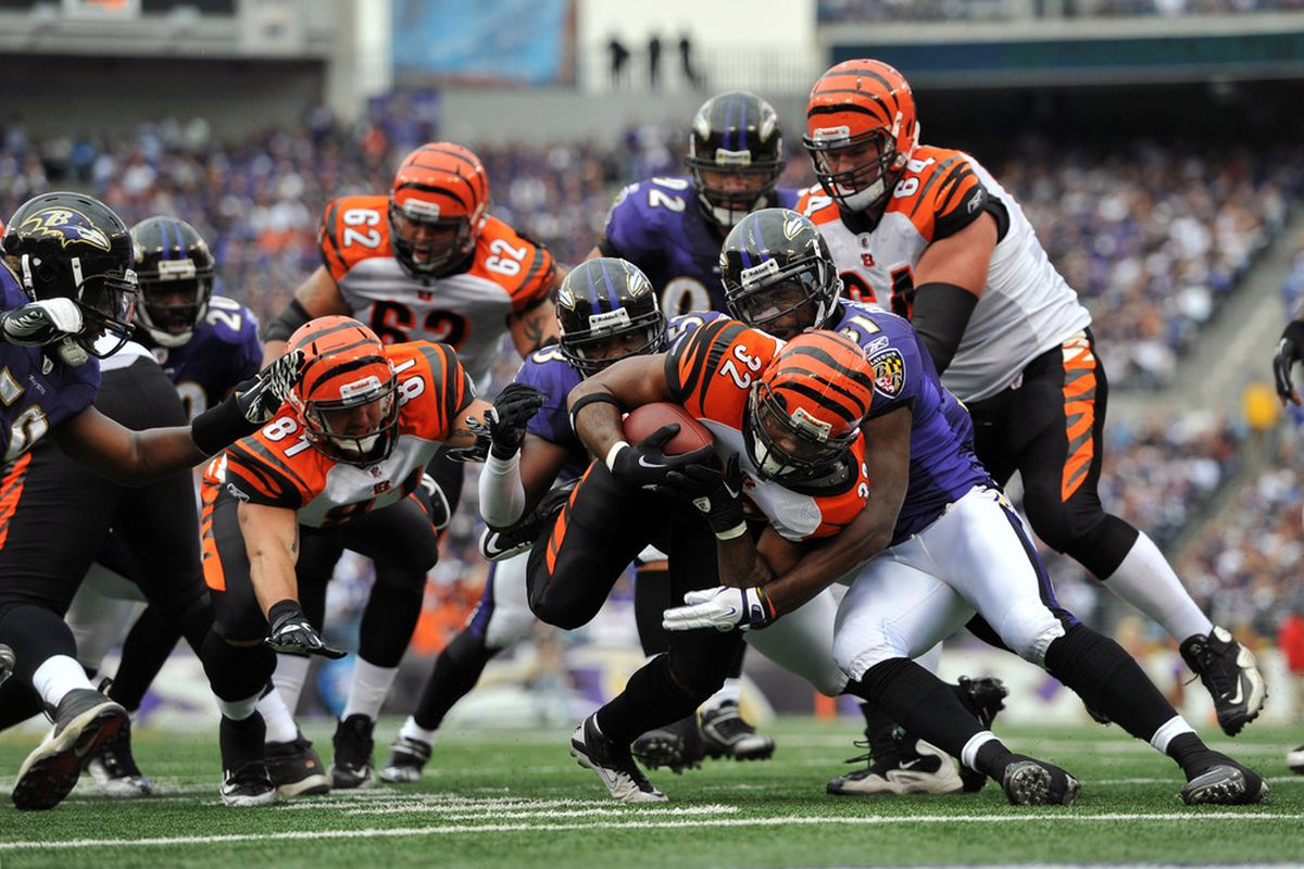 Bengals Vs Ravens Part 1 Of The Monday Night Football