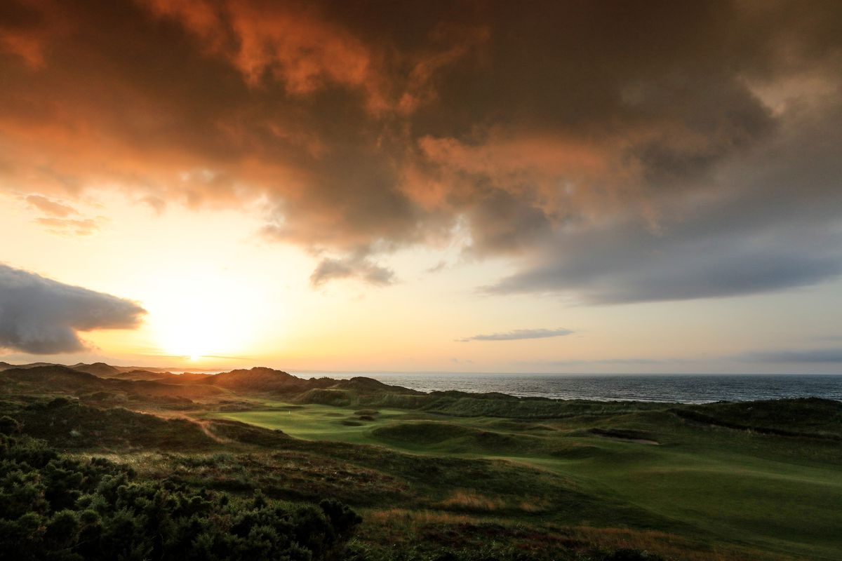 General Views of Royal County Down Golf Club