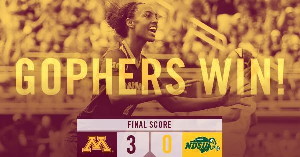 Minnesota Defeats NDSU