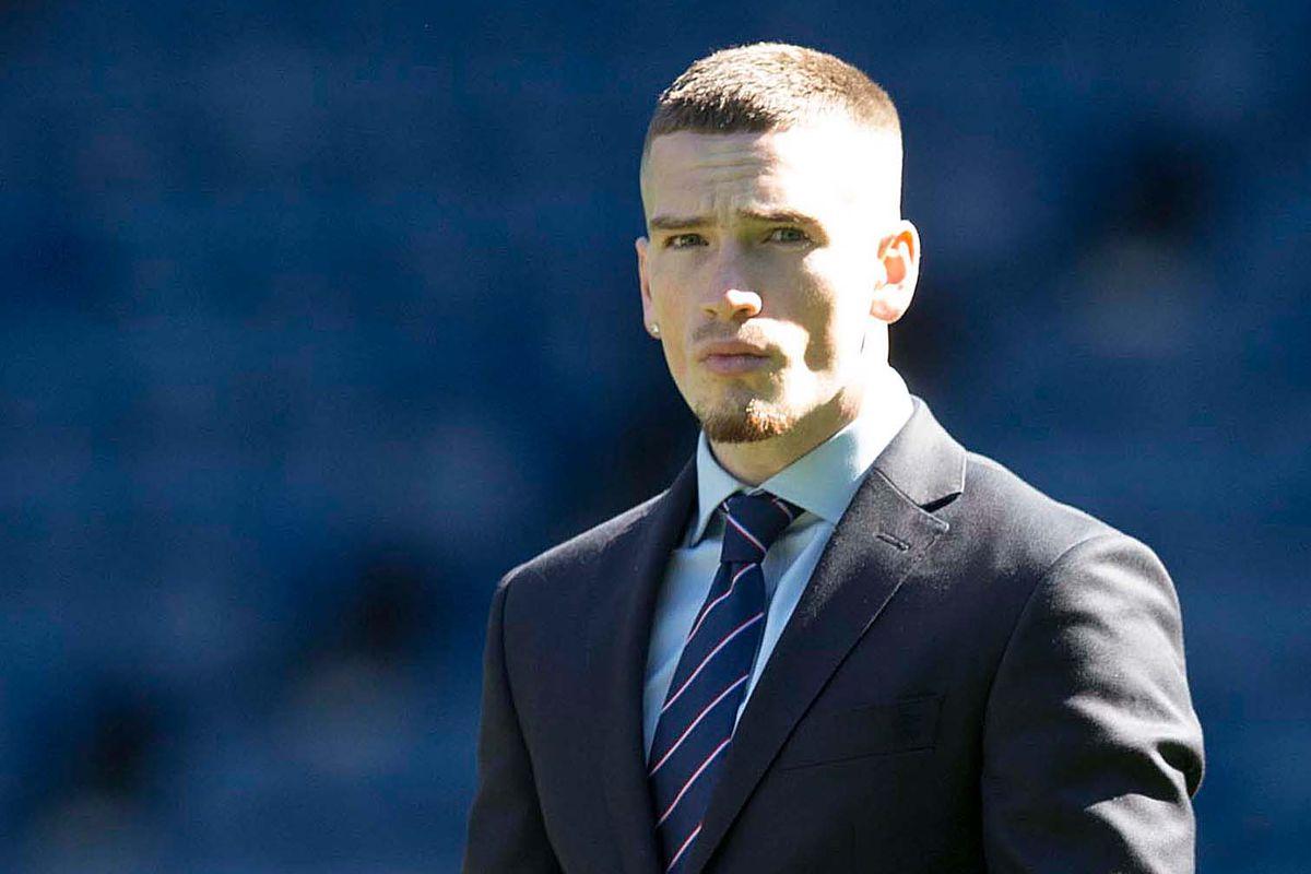 Rangers v Celtic - Ladbrokes Scottish Premiership - Ibrox Stadium