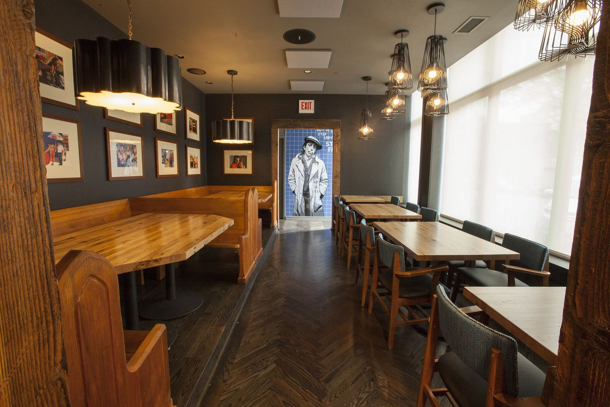 Bom Bolla's Menu Offers Cava, Spanish Bites With Refined Punk Rock Ambience