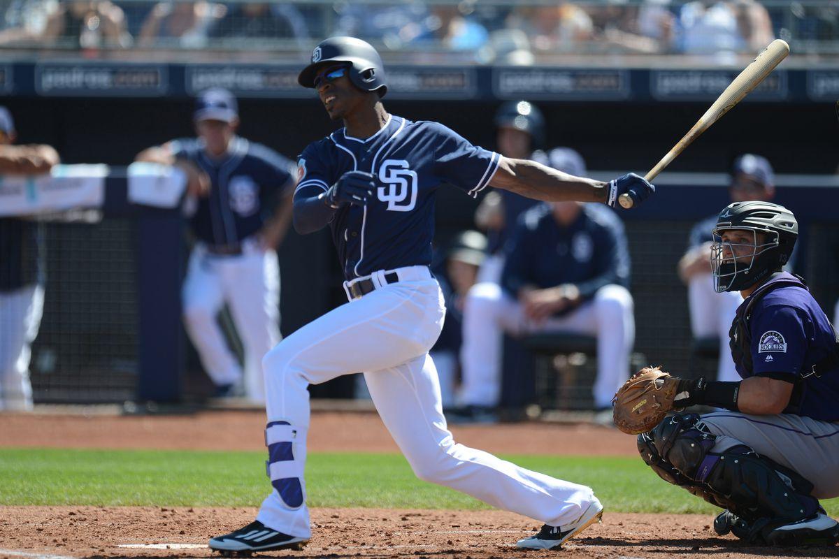 MLB: Spring Training-Colorado Rockies at San Diego Padres