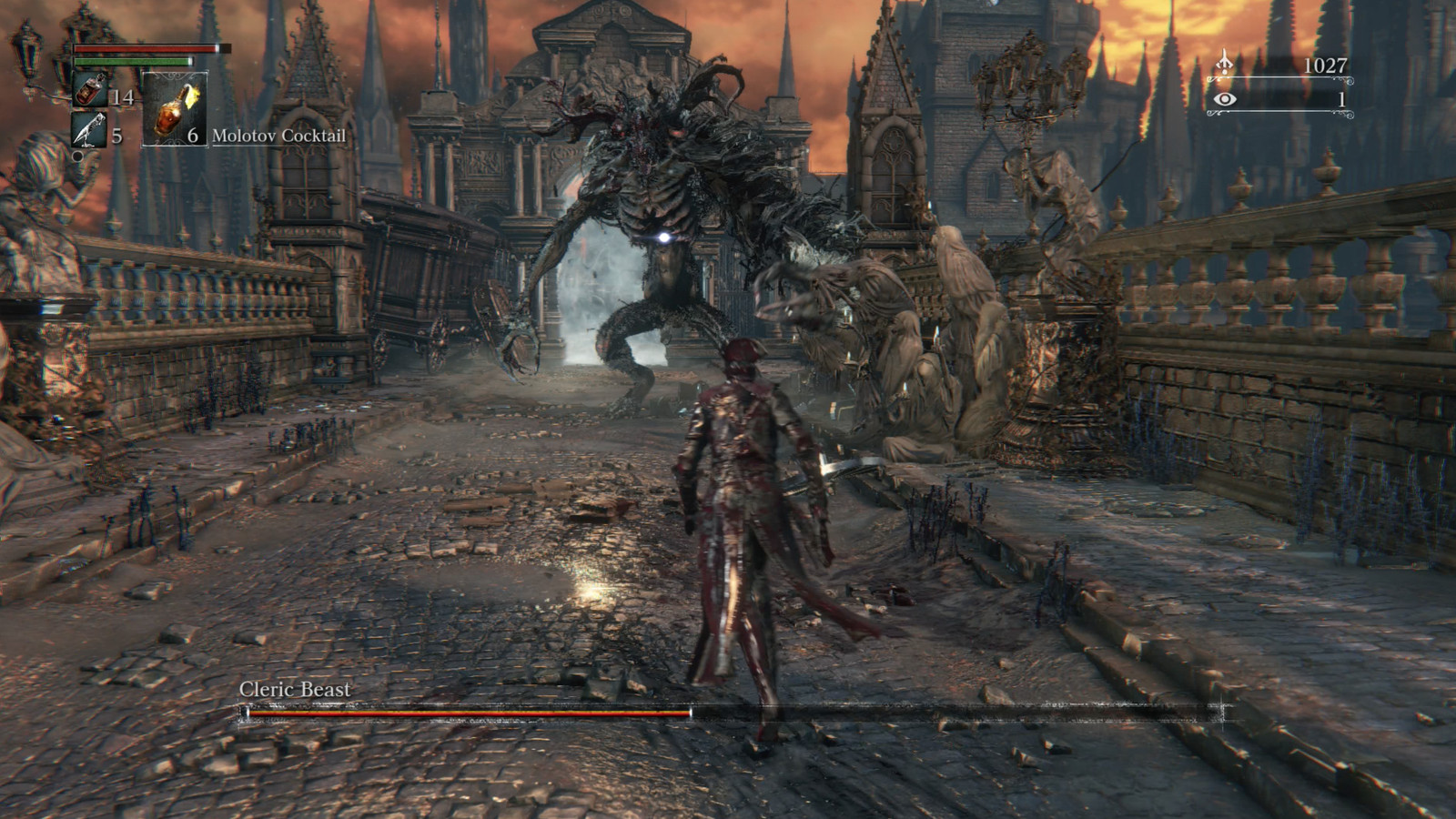 Bit Heroes Guide >> Bloodborne guide: Cleric Beast boss fight - Polygon