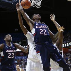 UConn Men's Basketball vs Providence Friars