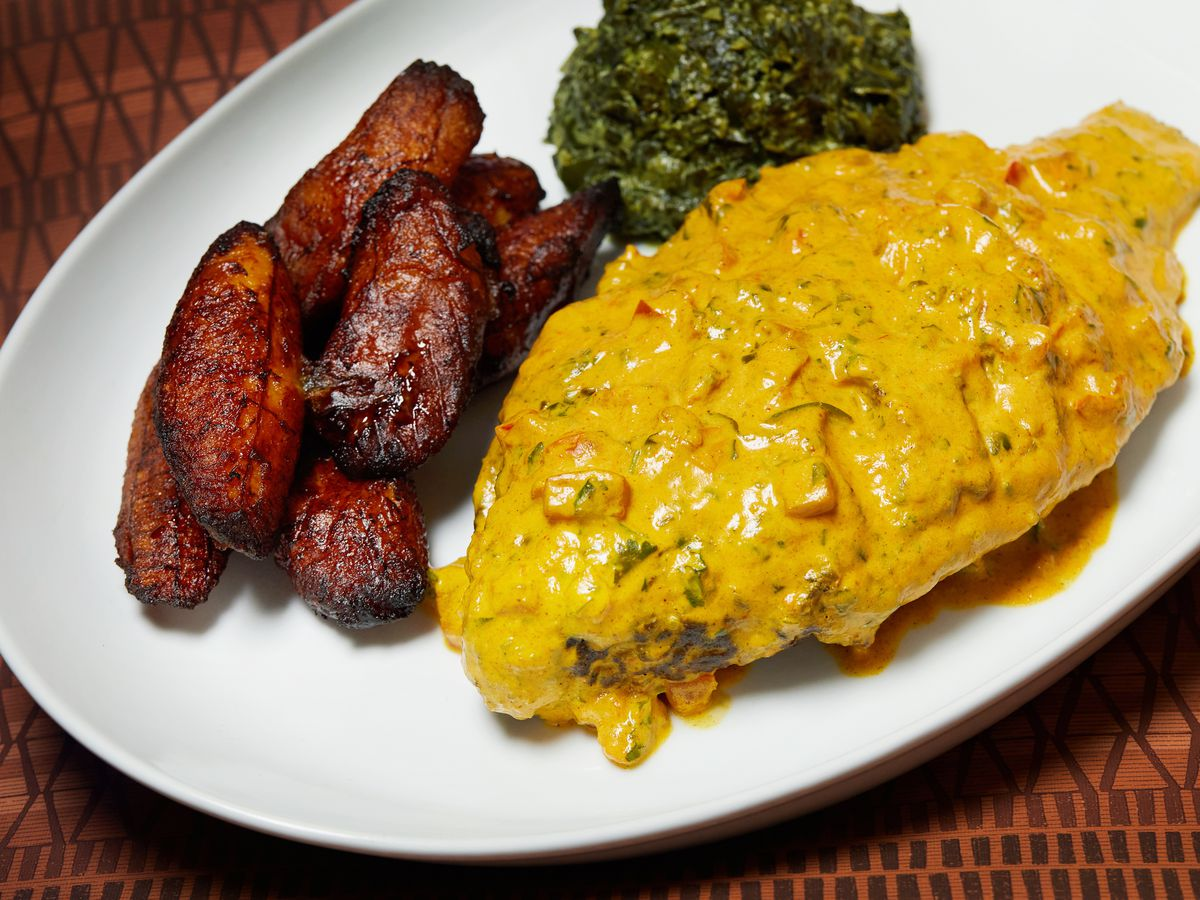 Dining review - Swahili Village