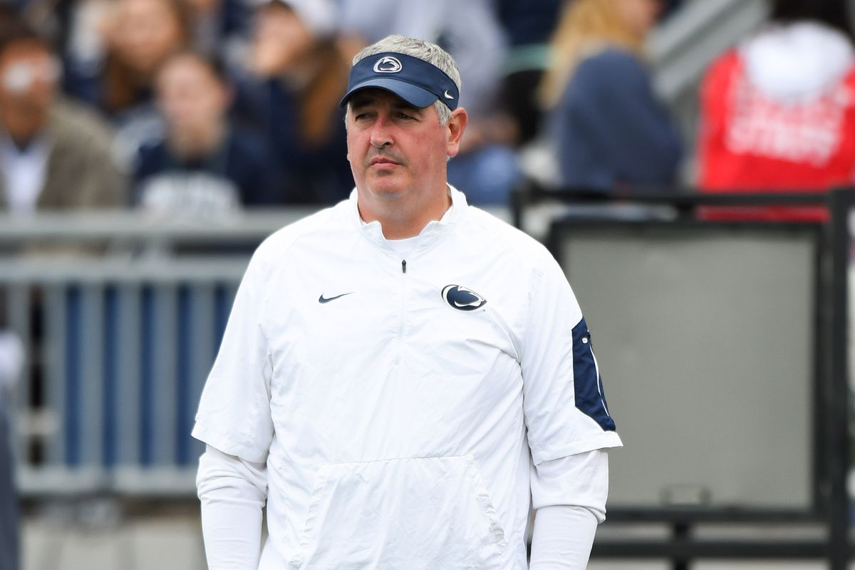 Mississippi State to hire Penn State's Joe Moorhead