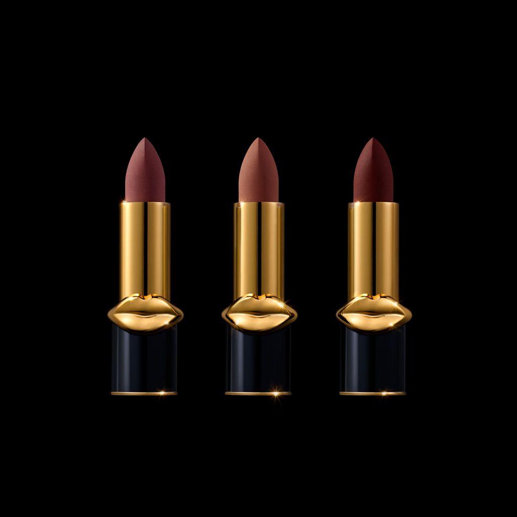 3 neutral lipsticks