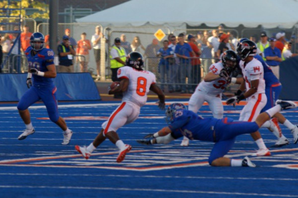 Oregon St. will renew their rivalry with Boise St., with the announcement of a new home and home in 2022 & 2023.