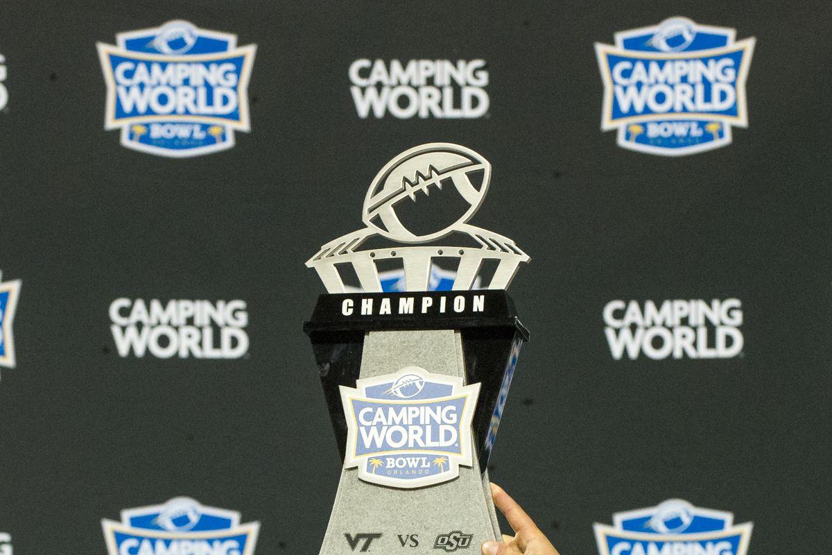 Camping World Bowl - Oklahoma State v Virginia Tech